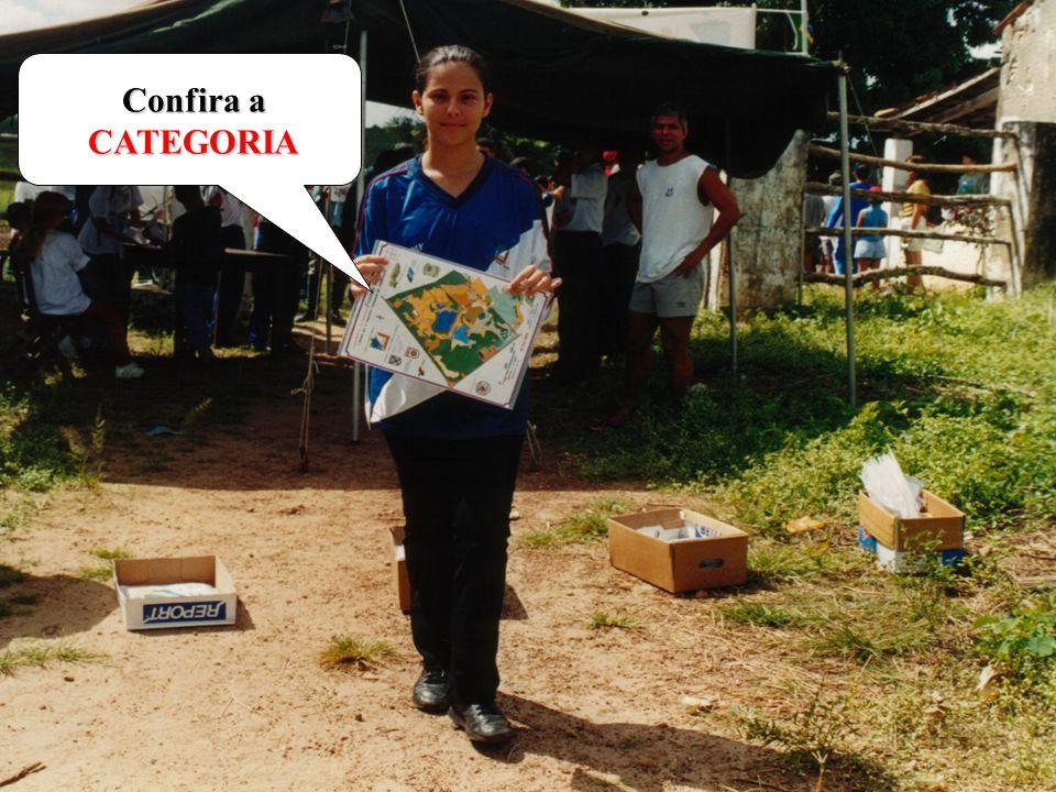 Confira a CATEGORIA