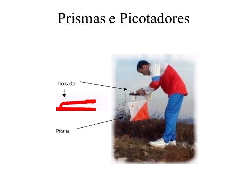 Prismas e Picotadores