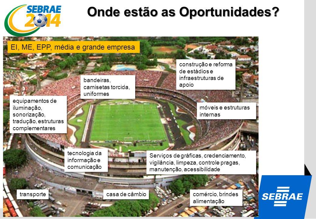 0800 570 0800 / www.sebrae.com.br bandeiras, camisetas torcida, uniformes construção e reforma de estádios e infraestruturas de apoio transporte comér