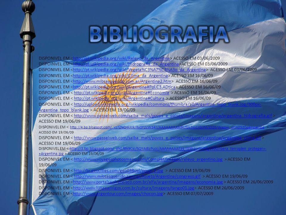A Literatura Argentina tem nomes de expressão universal, sobressaindo-se os nomes de Jorge Luis Borges, Julio Cortázar, Domingo Faustino Sarmiento, Ad