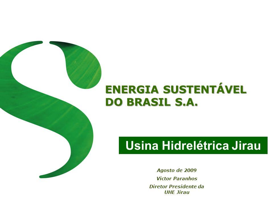 ENERGIA SUSTENTÁVEL DO BRASIL S.A.