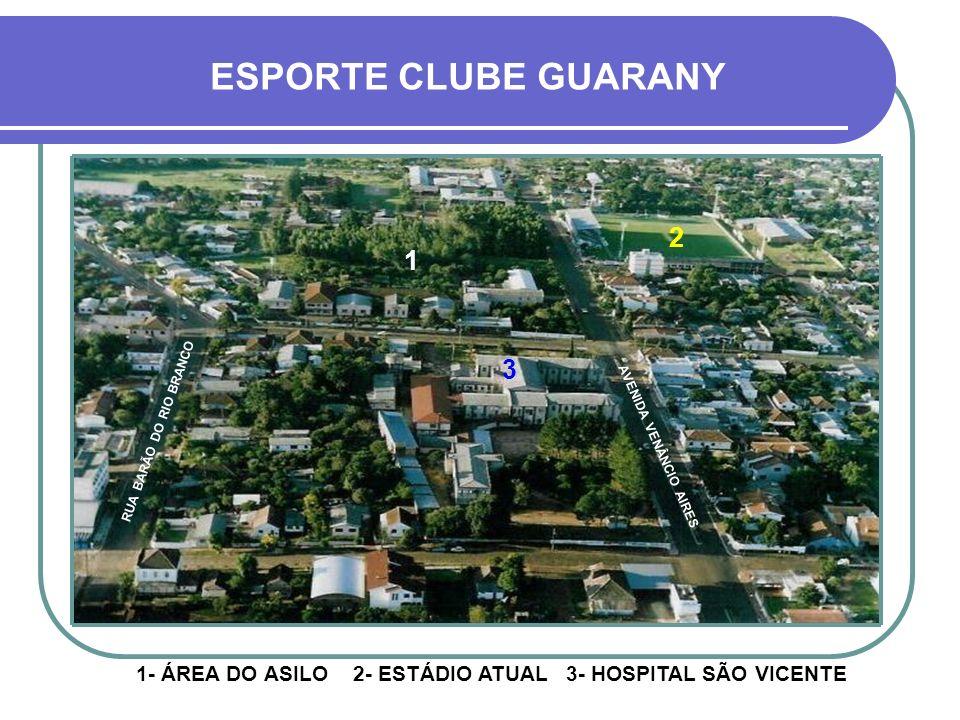 Em 20 de Setembro de 1913 foi fundada, sob a liderança do Sr. Epaminondas Vaz, seu eterno patrono, a mais antiga agremiação esportiva de Cruz Alta e t