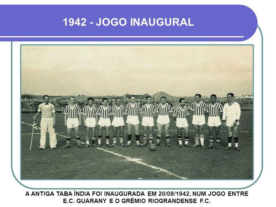 ESPORTE CLUBE GUARANY O E.C.