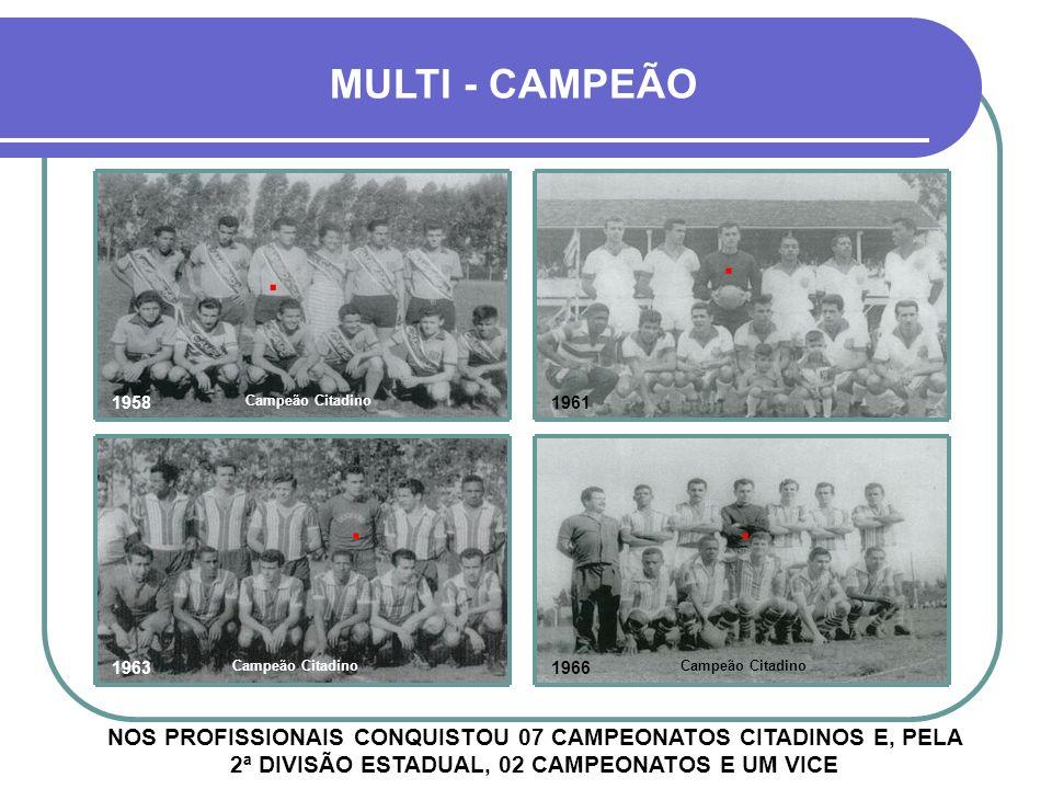 . 19521954 19571956... UM ATLETA EXEMPLAR (.(. LINO CERETTA ) Campeão Juvenil Tri-campeão Juvenil Vice-campeão Estadual MUITOS TÍTULOS NOS JUVENIS