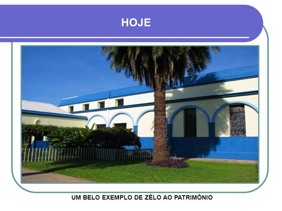 1- ÁREA DO ASILO 2- ESTÁDIO ATUAL 3- HOSPITAL SÃO VICENTE 1 2 3 ESPORTE CLUBE GUARANY AVENIDA VENÂNCIO AIRES RUA BARÃO DO RIO BRANCO