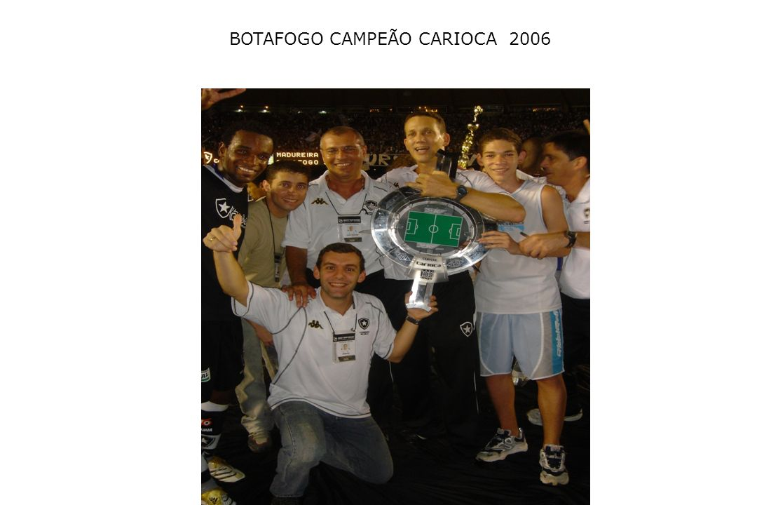 BOTAFOGO CAMPEÃO CARIOCA 2006