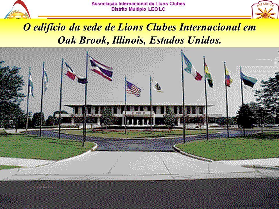 5 Proibido reprodução Associação Internacional de Lions Clubes Distrito Múltiplo LEO LC Proibido reprodução sem citar a fonte.