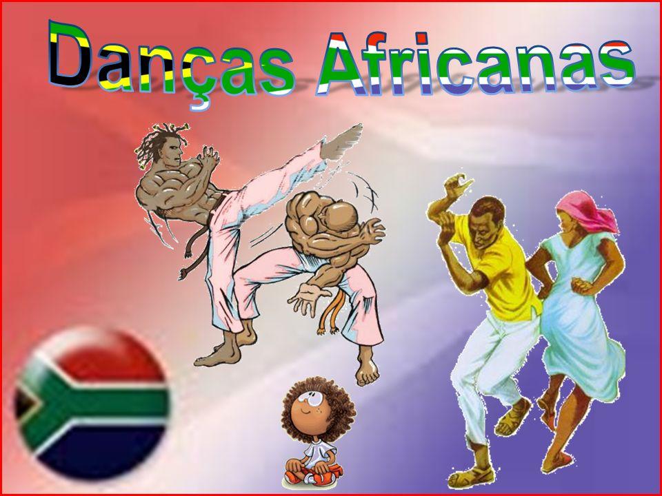 A origem e a importância das danças africanas: A dança originou-se na África como parte essencial da vida nas aldeias.