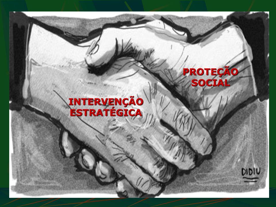 INTERVENÇÃO ESTRATÉGICA PROTEÇÃO SOCIAL