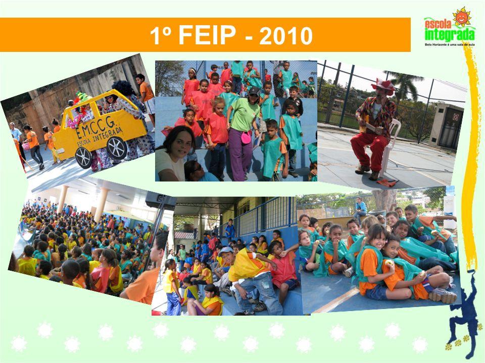 1º FEIP - 2010