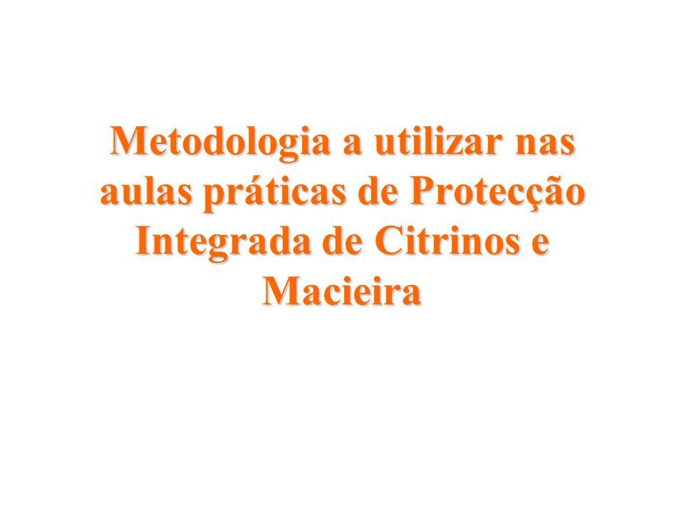 PREDADORES E PARASITAS DOS CITRINOS - C.
