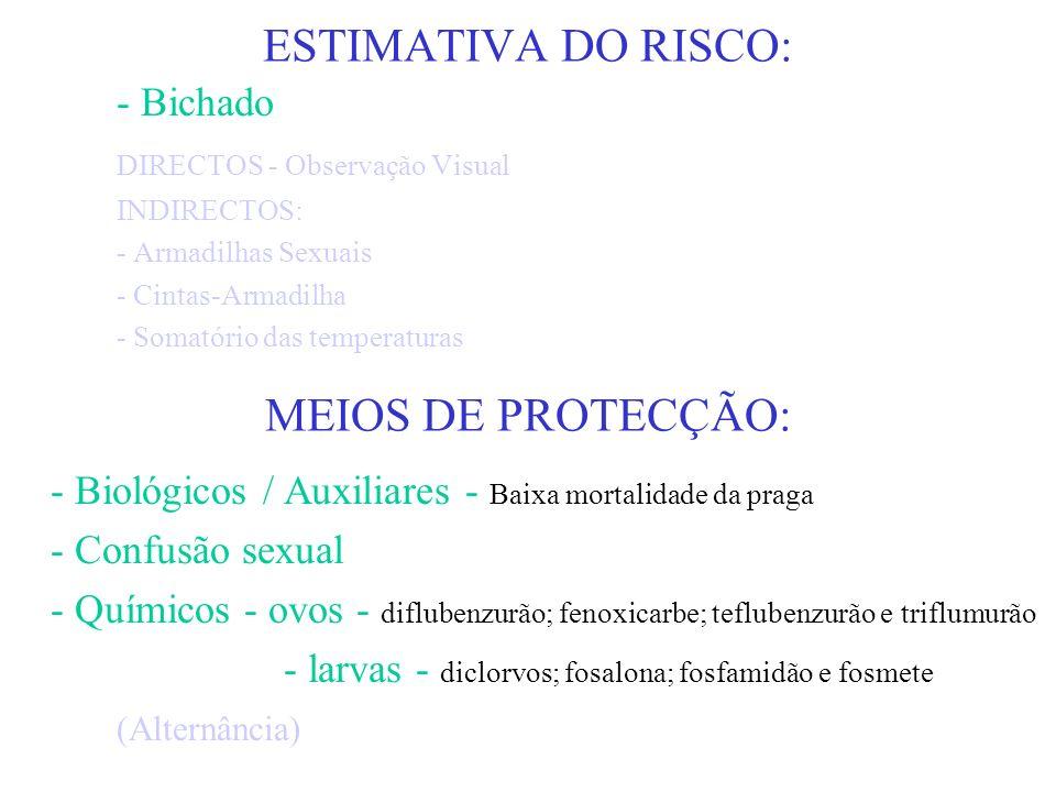 Doenças Bacterianas: - Fogo bacteriano (Erwinia amylovora (Burr.) Winslow et al. - Emurchimento bacteriano (Pseudomonas syringae pv. syringae Van Hall