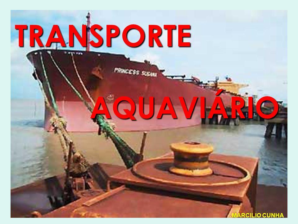 TRANSPORTE AQUAVIÁRIO AQUAVIÁRIO MARCILIO CUNHA