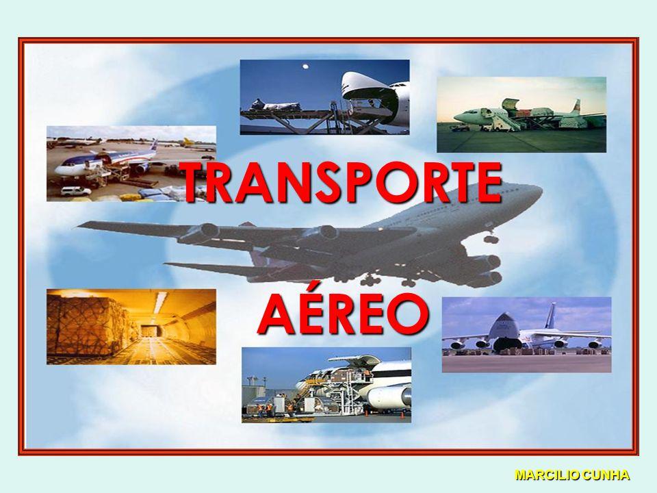 TRANSPORTE TRANSPORTE AÉREO AÉREO MARCILIO CUNHA
