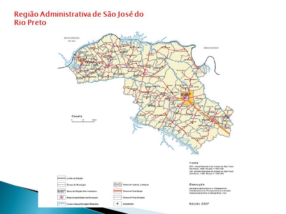 Região Administrativa de São José do Rio Preto