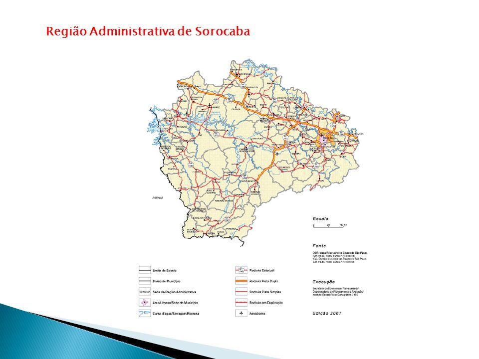 Região Administrativa de Sorocaba
