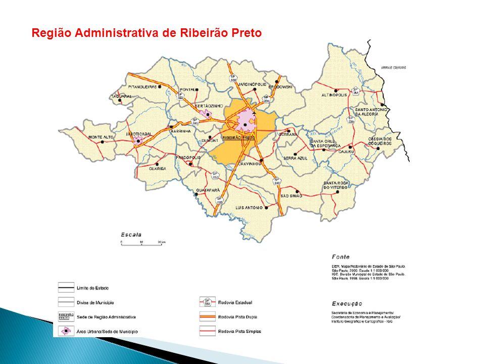 Região Administrativa de Ribeirão Preto
