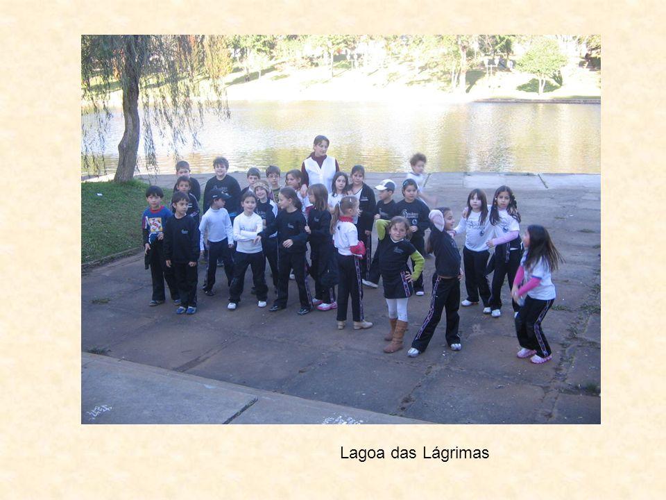 Lagoa das Lágrimas