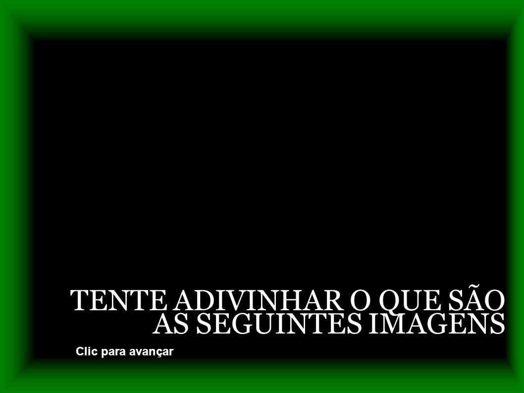 TENTE ADIVINHAR O QUE SÃO AS SEGUINTES IMAGENS Clic para avançar