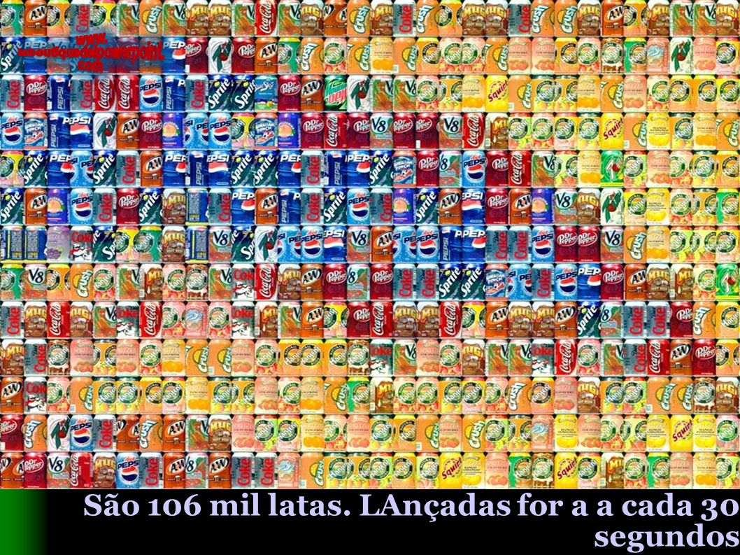 170 mil pilhas produzidas a cada 15 minutos
