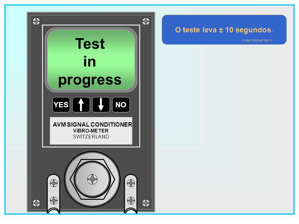 18 YESNO VIBRO-METER SWITZERLAND AVM SIGNAL CONDITIONER 241-258 032-109 B737/CFM Na primeira linha está o P/N da caixa.