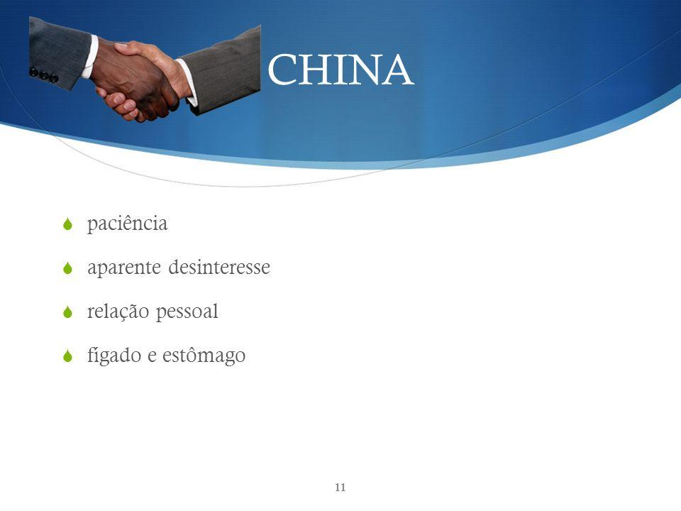 CHINA paciência aparente desinteresse relação pessoal fígado e estômago 11