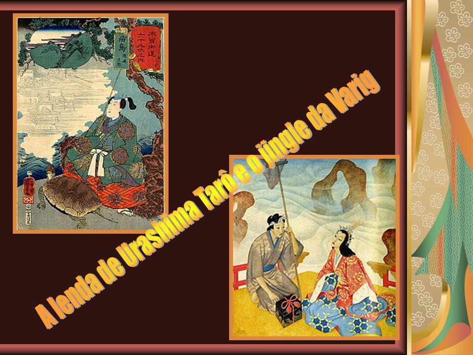Lenda do folclore japonês Urashima Tarô era um pescador japonês que, um dia, salvou uma tartaruga que estava sendo maltratada, na praia, por alguns rapazes.