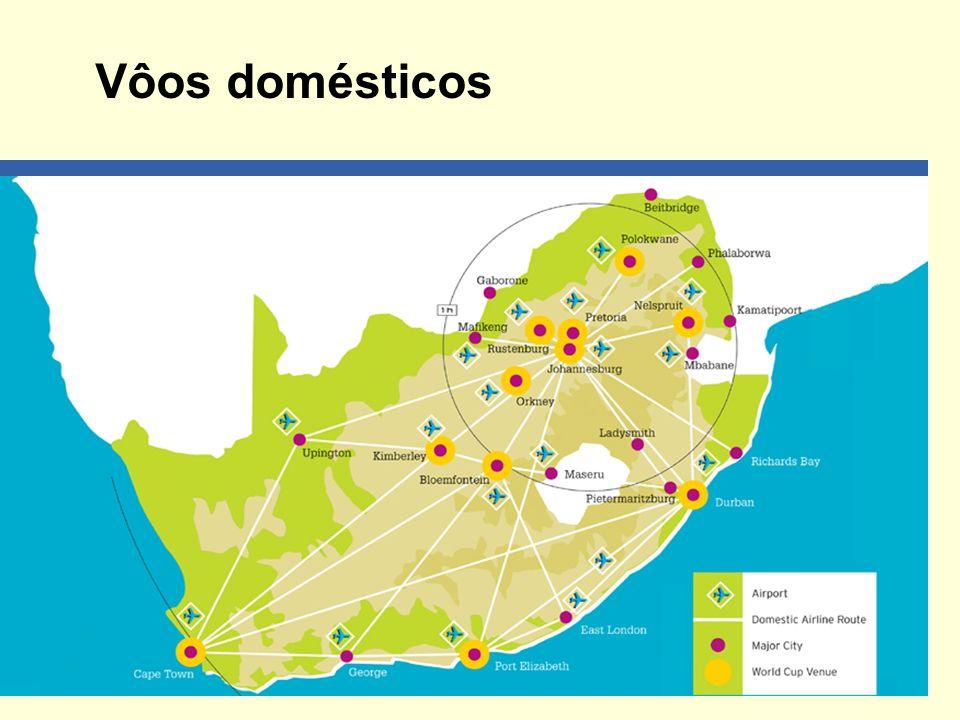 eThekweni (Durban) data de conclusão-Outubro 2009 Capacidade: 70 000 pessoas