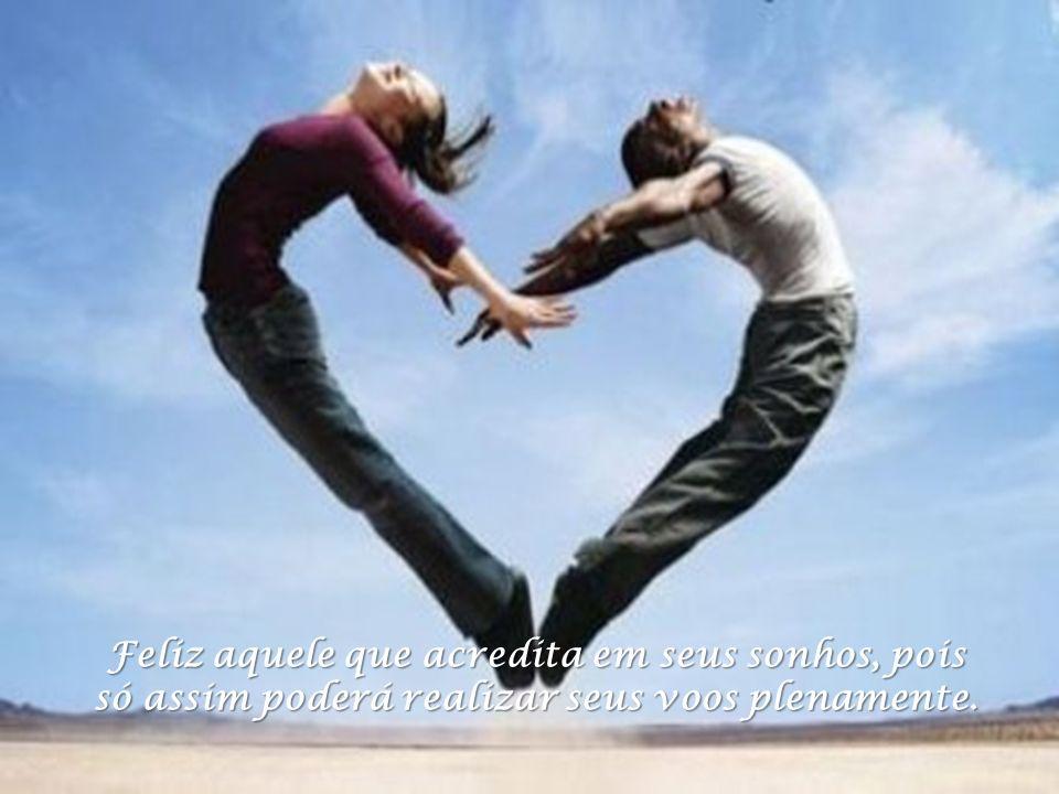 Se a gente tentasse novamente, se ousasse sempre. Se a gente que a gente ama, amasse também a gente.