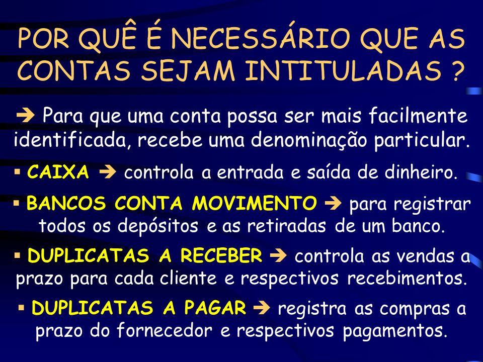 CLASSIFICAÇÃO DAS CONTAS PATRIMONIAIS ou INTEGRAIS: contas que representam os bens, os direitos, as obrigações e o patrimônio líquido da entidade.