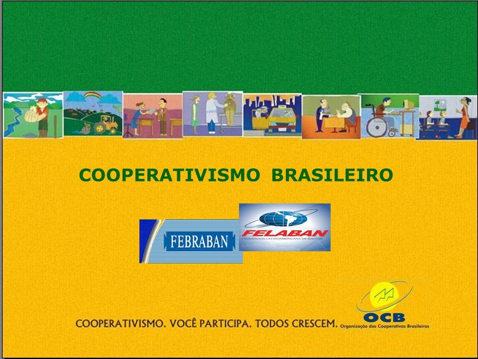 COOPERATIVISMO BRASILEIRO