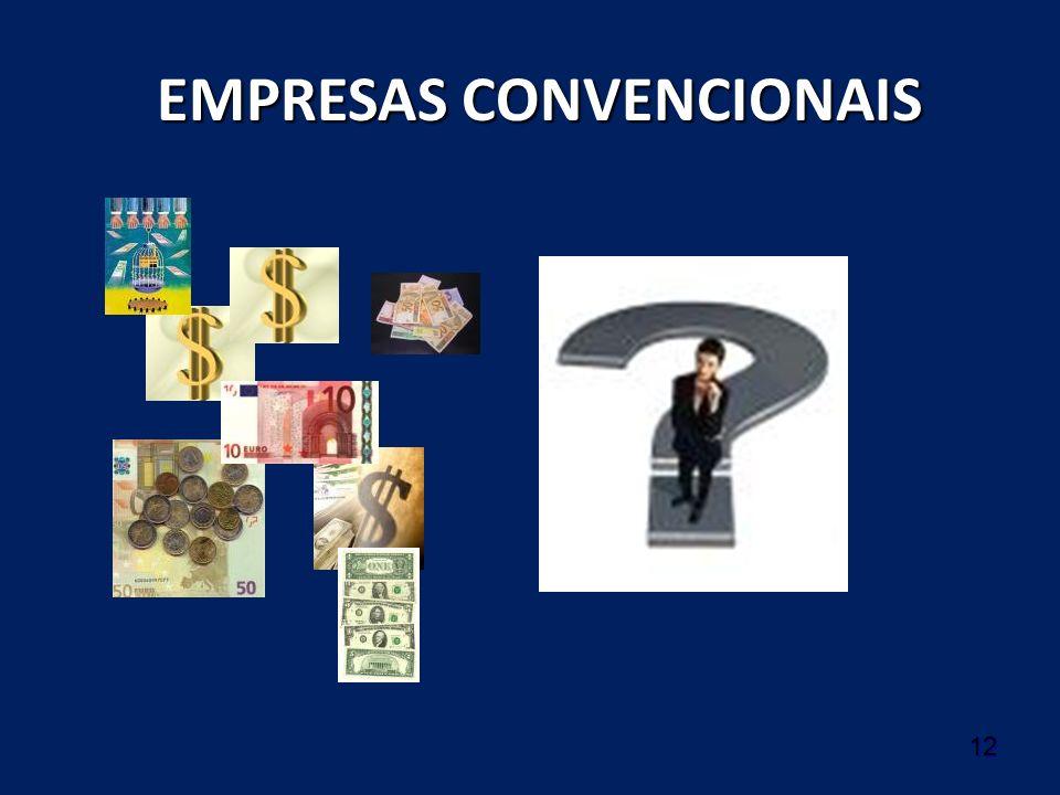 12 EMPRESAS CONVENCIONAIS