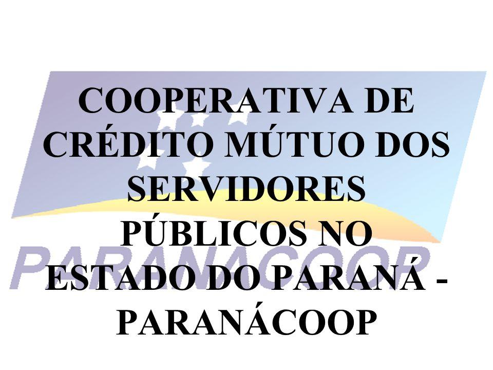 ORGANOGRAMA Conselho Fiscal Auditoria Independente Comitê de Crédito PAC s Operacional Gerente Geral Diretoria Conselho de Administração Assembléia Geral dos Cooperados