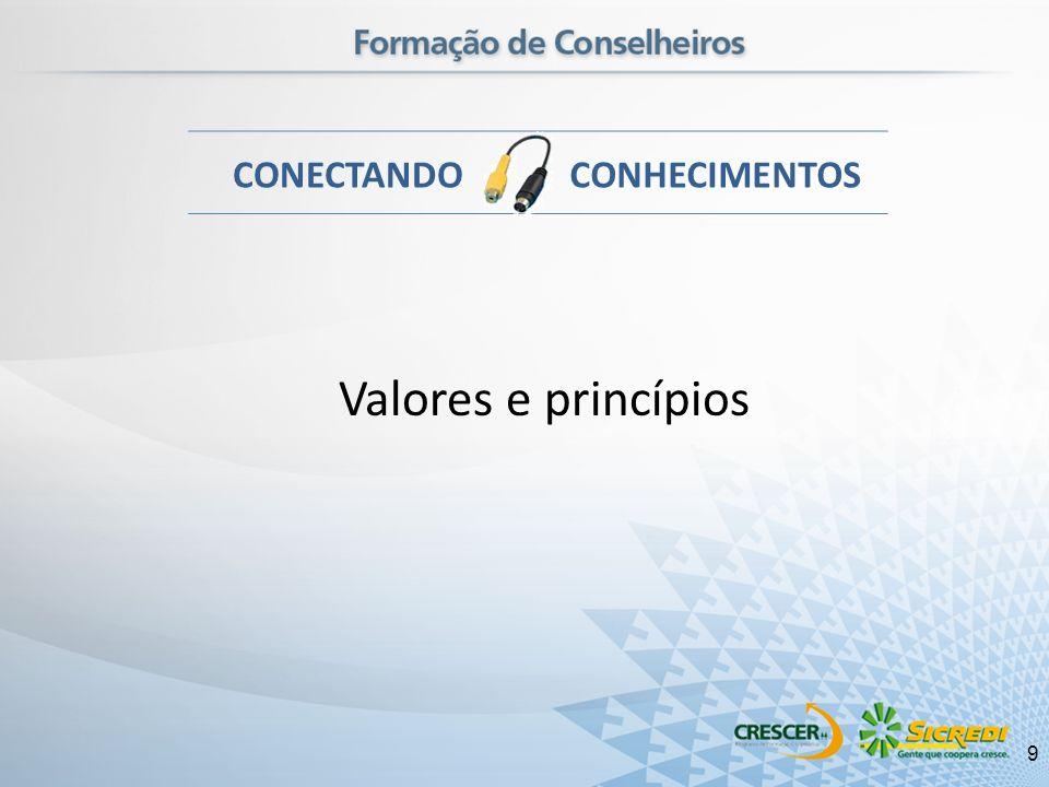 CONECTANDOCONHECIMENTOS Valores e princípios 9