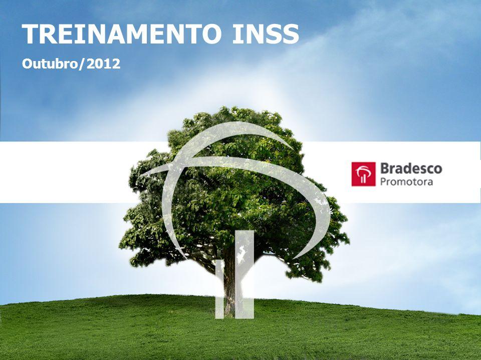 TREINAMENTO INSS Outubro/2012