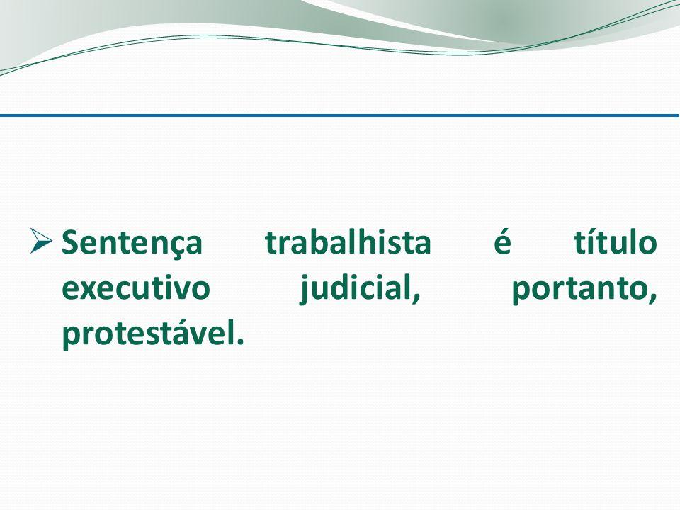 PROVIMENTO GP/CR Nº 15, de 14 de setembro de 2012, do TRT da 2ª Região Revogou toda a Seção XXIII, do Capítulo XIII, do Provimento GP/CR nº 13/2006, (que instituiu a CONSOLIDAÇÃO DAS NORMAS DA CORREGEDORIA DO TRIBUNAL REGIONAL DO TRABALHO DA 2ª REGIÃO) que disciplinava sobre o protesto de sentenças trabalhistas em face à rescisão do convênio firmado com o IEPTB-SP