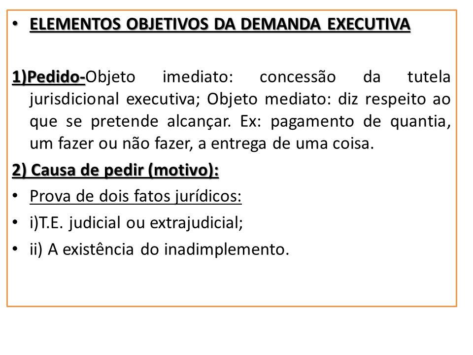 (...) VIII - todos os demais títulos a que, por disposição expressa, a lei atribuir força executiva.