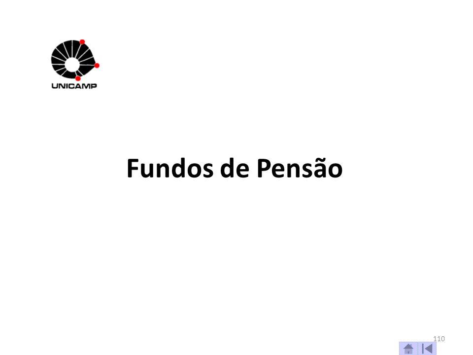 Fundos de Pensão 110