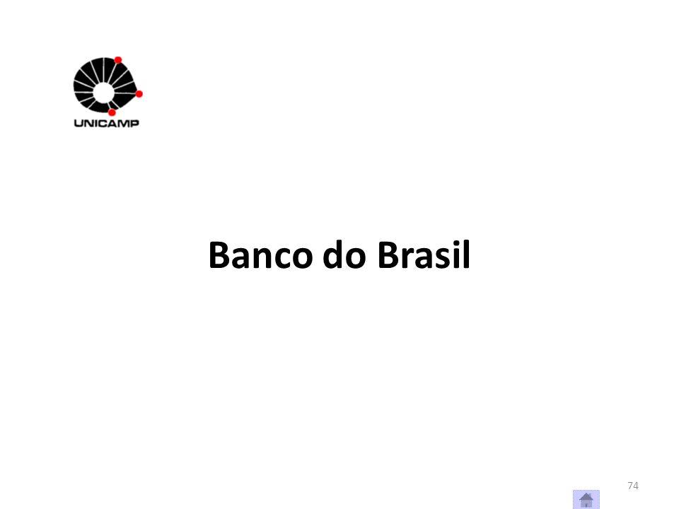 Banco do Brasil 74