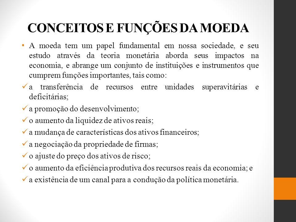 MERCADO MONETÁRIO Segundo Assaf (2003,p.107) o mercado monetário encontra-se estruturado visando ao controle da liquidez monetária da economia.