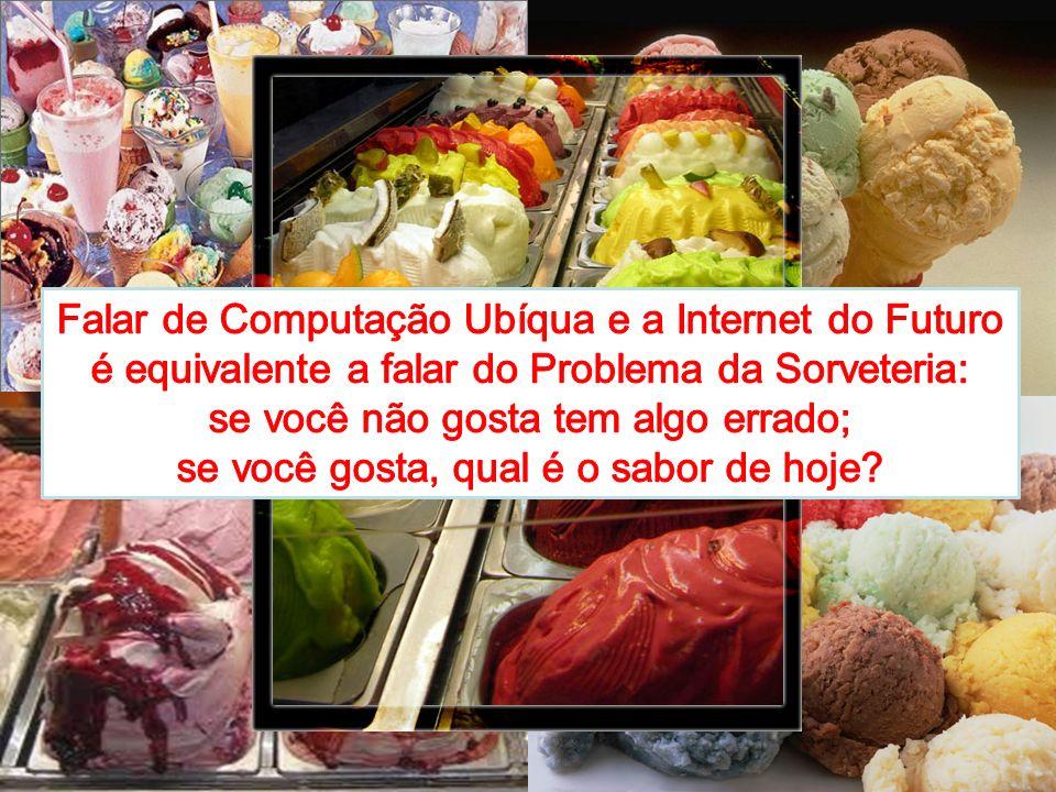 UDESC/CEAVI, Ibirama, SC, 27/9/2011 53 Exemplo de uma aplicação que segue esse princípio n O que Michel deve fazer às 16:15: 5.