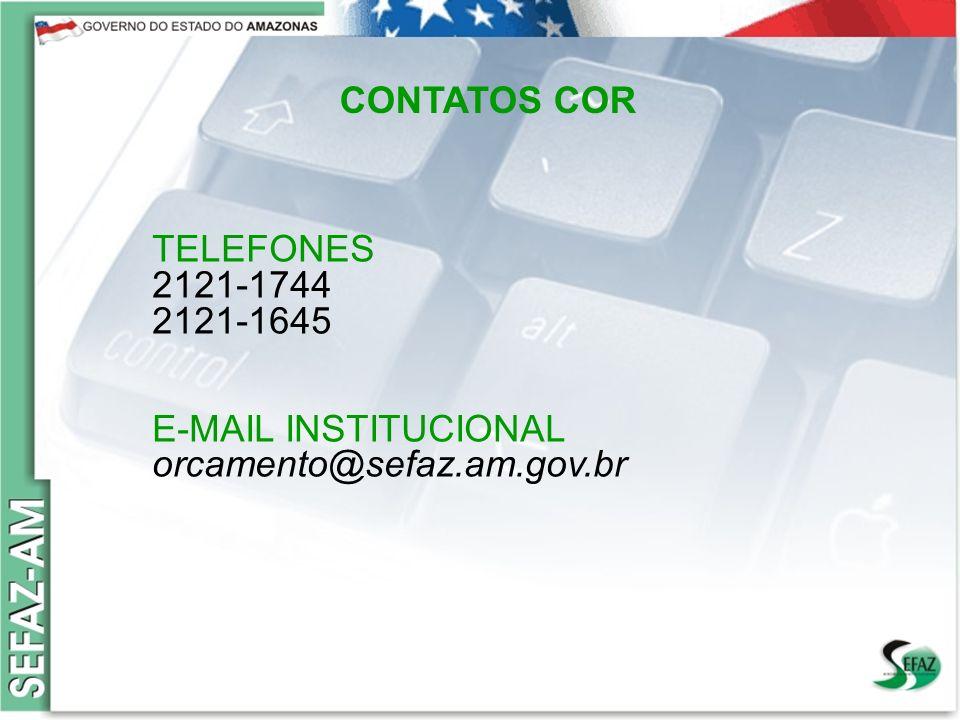 13 Governo do Estado do Amazonas Secretaria de Estado da Fazenda – SEFAZ Orçamento 2008 Governo do Estado do Amazonas Secretaria de Estado da Fazenda