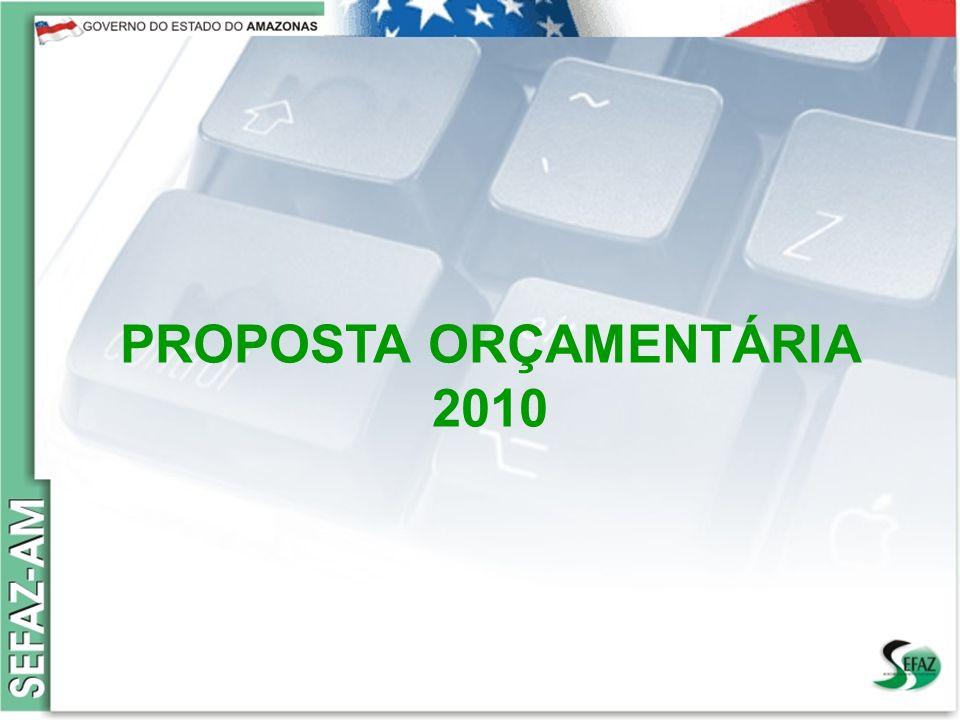 2 Governo do Estado do Amazonas Secretaria de Estado da Fazenda – SEFAZ Orçamento 2008 Governo do Estado do Amazonas Secretaria de Estado da Fazenda –