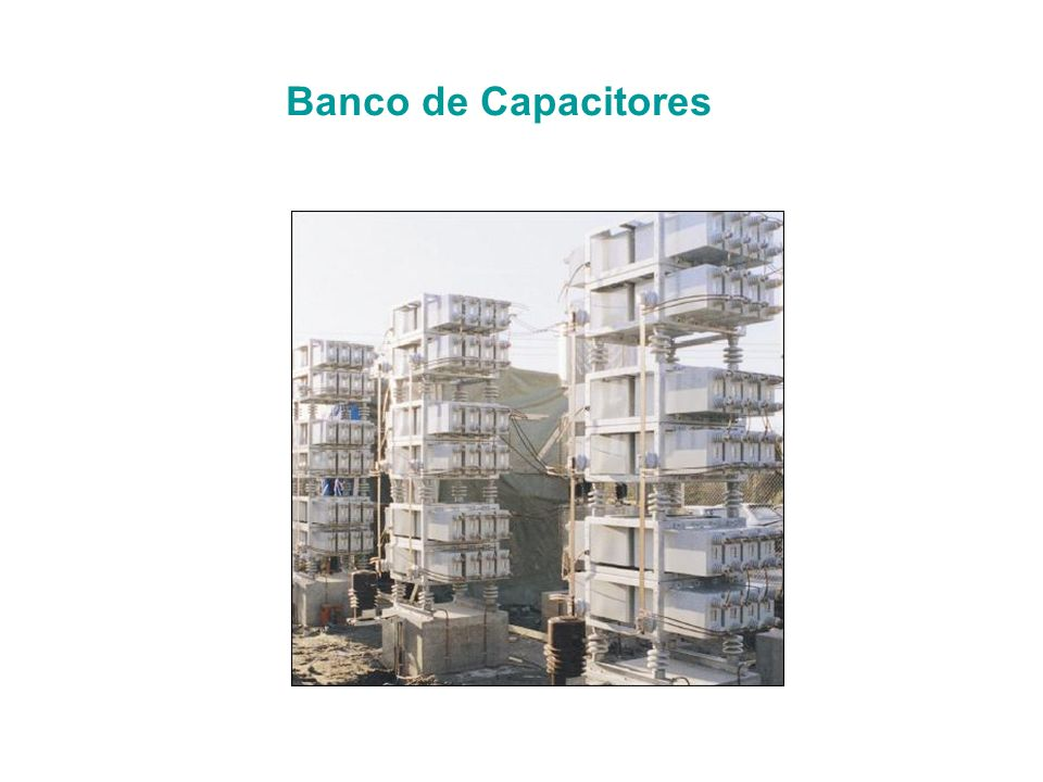 Banco de Capacitores