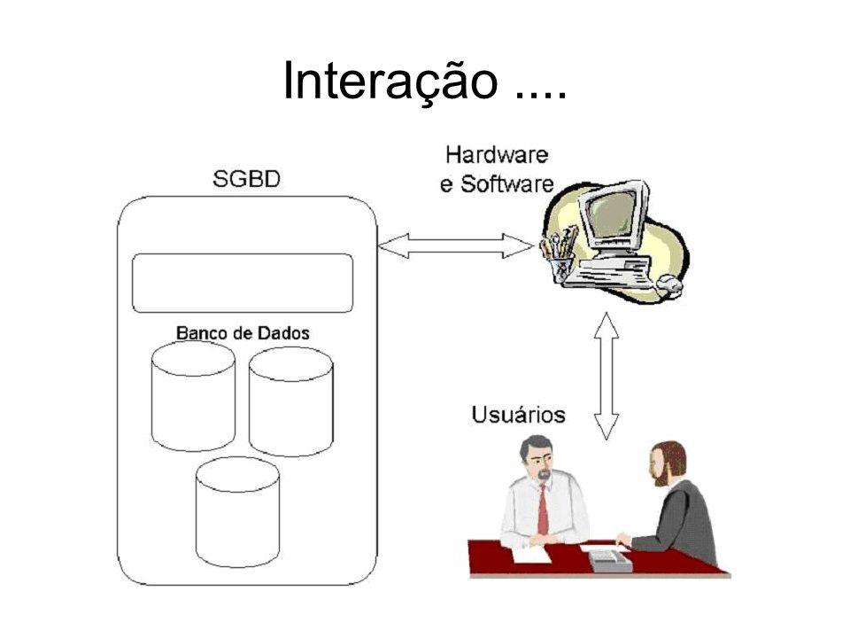 Principais Funções Inclusão (INSERT) INSERT INTO clientes (codigo,nome,valor) VALUES (1234,José da Silva,678.55) Alteração (UPDATE) UPDATE clientes SET nome = Antonio da Silva WHERE codigo = 1234 Exclusão (DELETE) DELETE FROM clientes WHERE codigo = 1234 Consulta (SELECT) SELECT * FROM clientes WHERE codigo = 1234