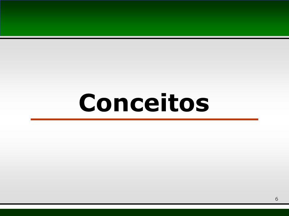 6 Conceitos