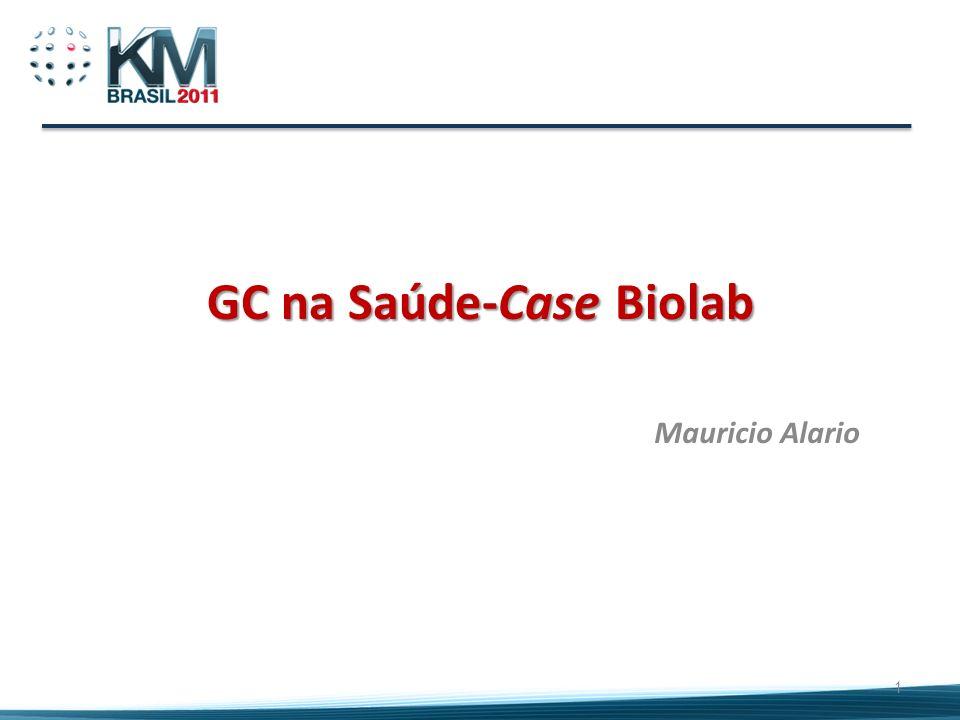 GC na Saúde-Case Biolab Mauricio Alario 1