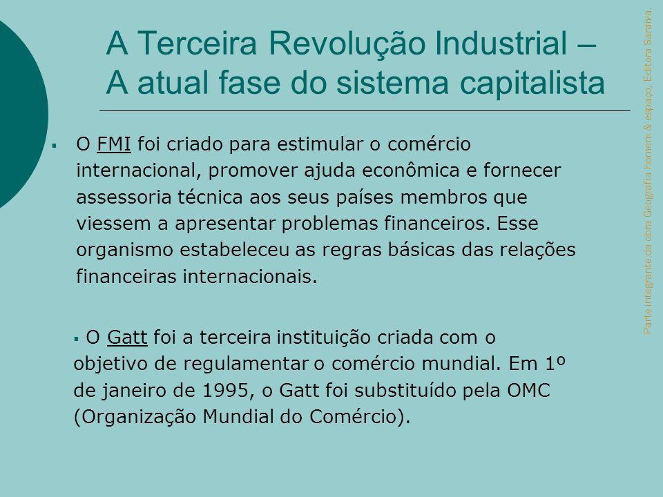 O FMI foi criado para estimular o comércio internacional, promover ajuda econômica e fornecer assessoria técnica aos seus países membros que viessem a