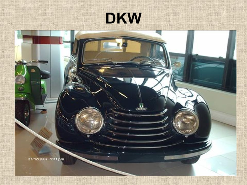 Jeep DKW Vemag