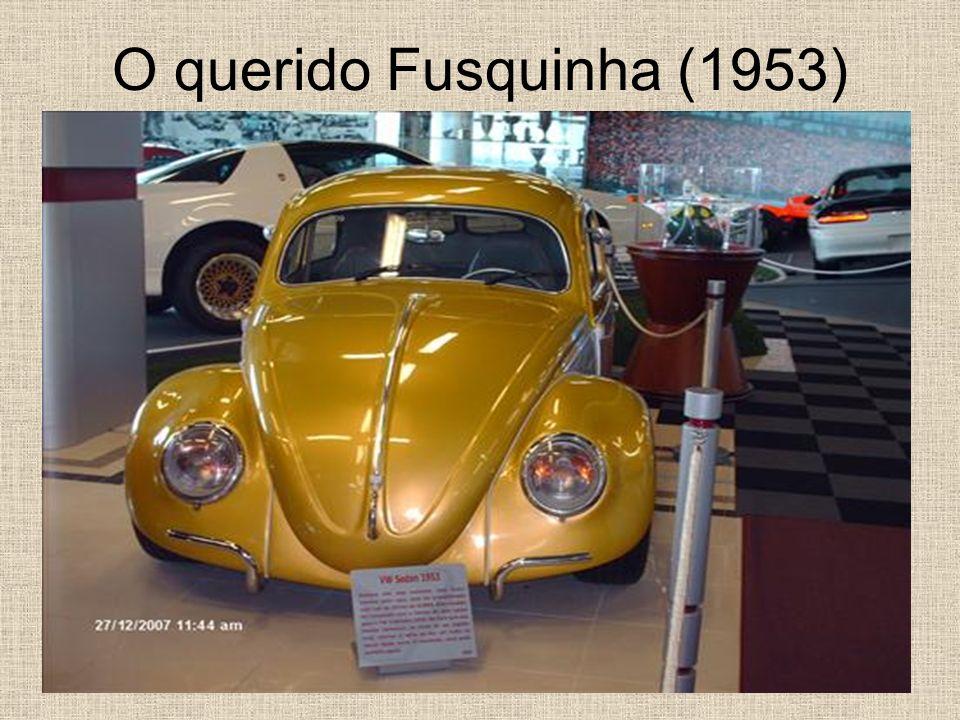 VW Brasília - 1981 e Fiat 147 - 1978